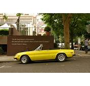 OLD PARKED CARS 1970 Alfa Romeo Spider