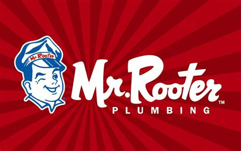 Plumbing Franchise by Mr Rooter Logo