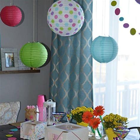 bobee paper lanterns  birthday party baby bridal shower decorations nursery bedroom girls