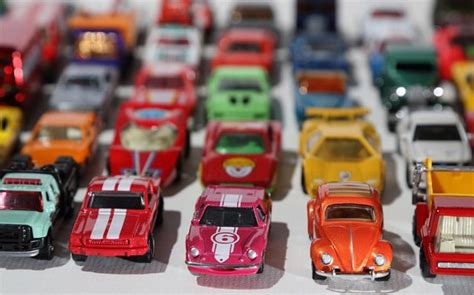 Six Car Garage by Sixty Years Of Matchbox Cars Telegraph