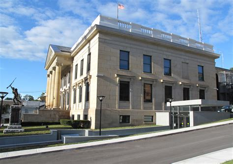 greene county court house envision architects dpc greene county court house