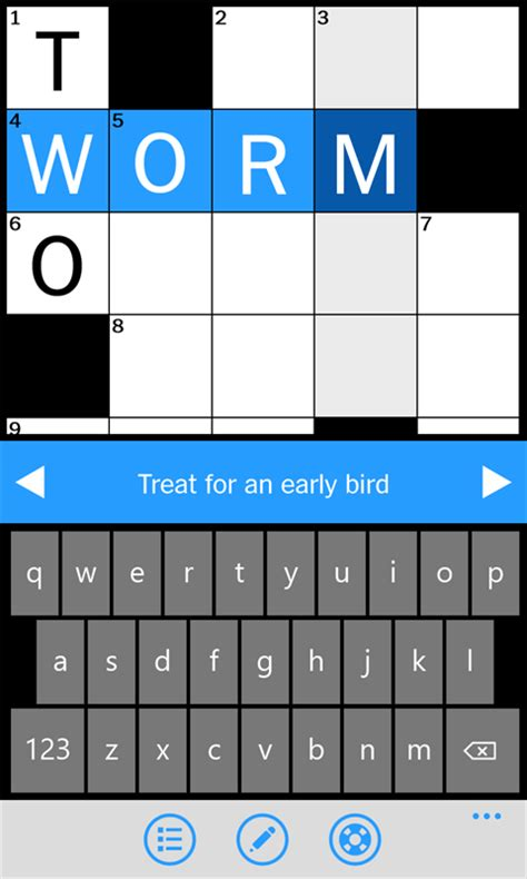 new york times mobile app new york times rebuilds its crossword app for windows 10