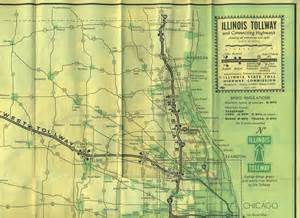 Illinois Tollway Map by Illinois Tollway Map Oasis Images
