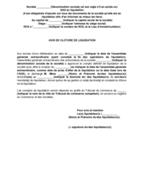 Exemple De Lettre De Demande De Quitus Modele Lettre Quitus