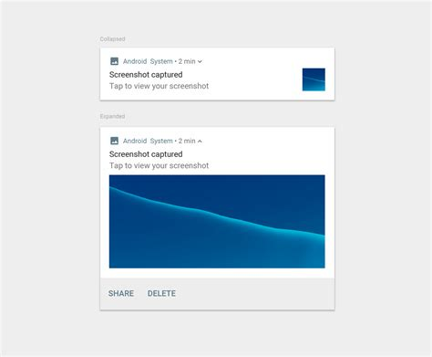 material design icon notification notifications patterns material design guidelines