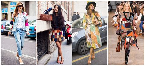 Patchwork Fashion Designers - unleash your inner fashionista with the patchwork trend