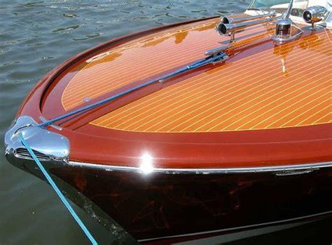 boat bow horn riva classic boats seabuddy on boats