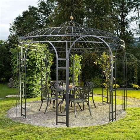 Pavillon Rondo by Pavillon Rondo Vatter Garten Ag
