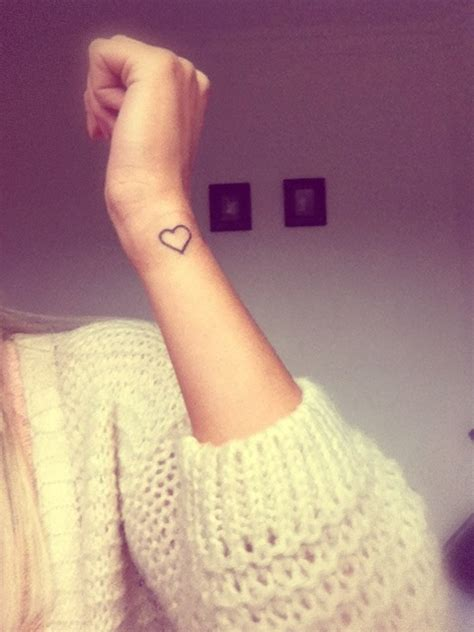 tiny heart tattoos tattoos on wrist designs ideas and meaning