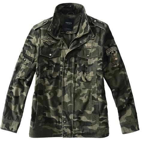 Jaket Anak Army Multicam By Want army airborne pilot jacket camouflage