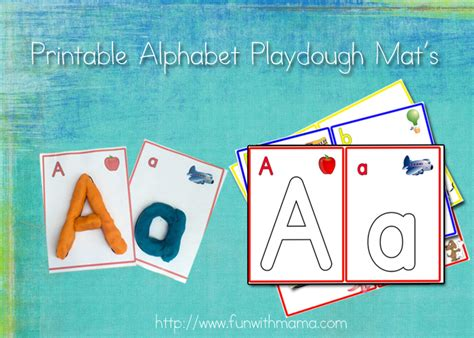 Letter Playdough Mats by Alphabet Letter Play Dough Mats Numbers And Arabic