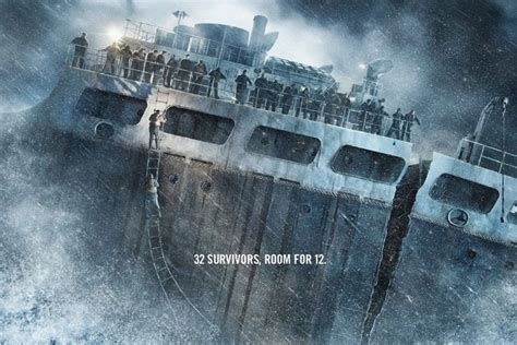 ship movie the finest hours trailer chris pine and casey affleck