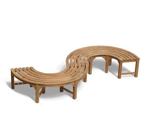 circular benches saturn teak circular tree bench 160cm
