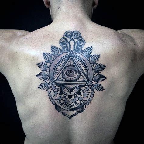 illuminati tattoos for men 100 illuminati tattoos for enlightened design ideas