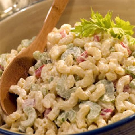 pasta salad mayo classic macaroni salad recipe 3 just a pinch recipes