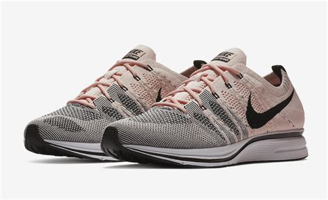 nike flyknit trainer sunset tint ah8396 600 release date