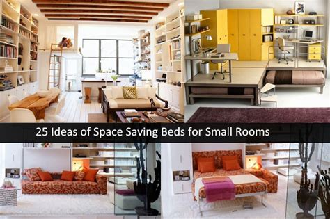 Small Cribs For Small Rooms by 25 Ideas Of Space Saving Beds For Small Rooms