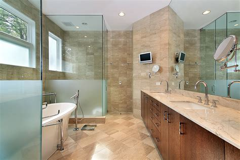 shower ideas for master bathroom homesfeed get an excellent and a luxurious bathroom outlook by
