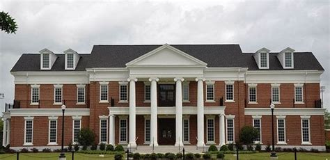 alabama frat houses 1 alabama university on list of best fraternity spots in