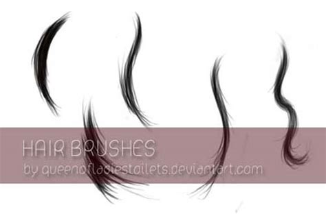 download hair brushes for photoshop cs3 100 free hair brushes for photoshop users designbeep