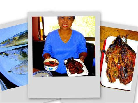 resep masakan indoaus ikan sanma bakar sambal terong