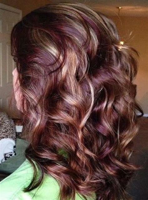 red blonde and brown highlights hair makeup pinterest best 25 red blonde highlights ideas on pinterest