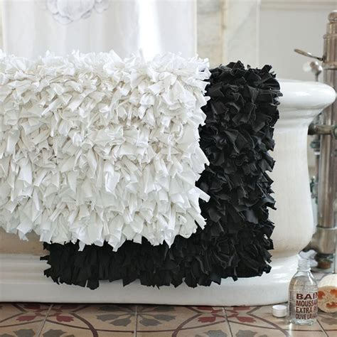 black white bath rug black and white bath rugs newhairstylesformen2014