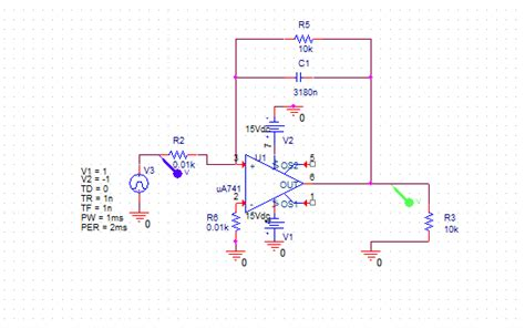 op integrator design integrator circuit pspice 28 images integrator circuit using pspice op integrator voltage