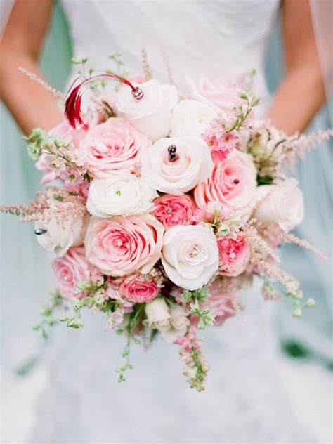 pink wedding flower bouquets pictures wedding flower ideas to make your wedding bouquets