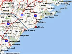 carolina s coast map map of south carolina beaches coastal south carolina