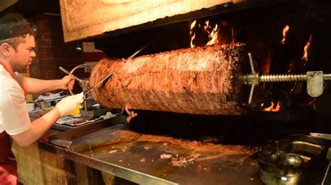 odun atesinde doener kebab kemeralti izmir youtube