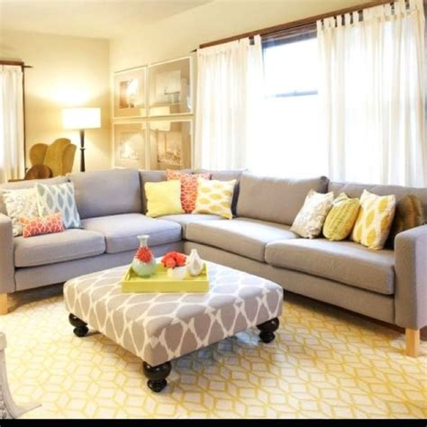 home living room on yellow living rooms small