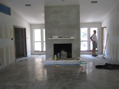 Wax For Concrete Floors by Polished Concrete Floor We