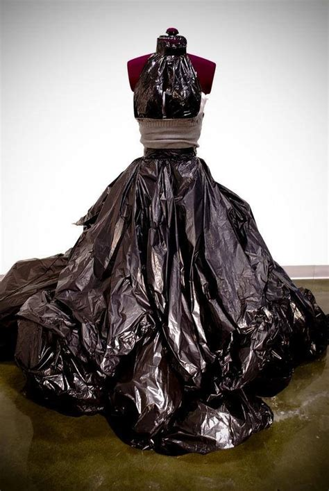 pin  christina  recycled dress recycled dress trash