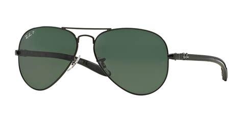 Tm Ban rayban 8307 zonnebrillen gunmetal 002n5 gepolariseerd 58mm