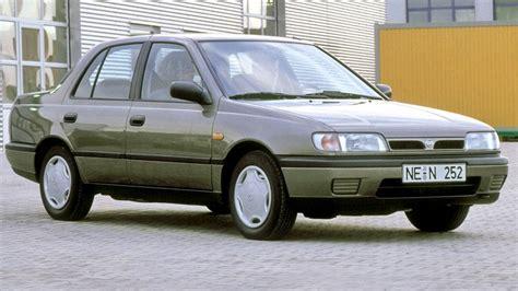 nissan sunny 1990 engine nissan sunny sedan n14 1990 95 youtube