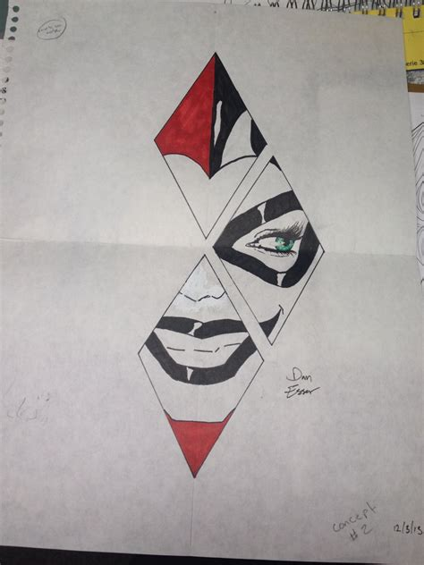 tattoo concepts harley quinn concept tattoos harley