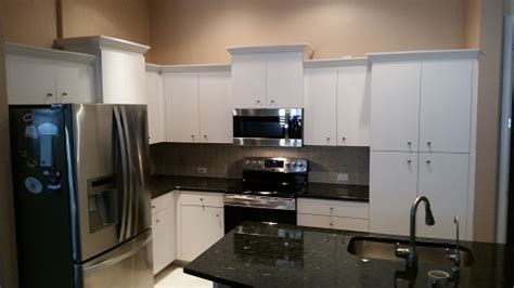 plain white kitchen cabinets cabinet refacing pictures before after kitchen facelifts