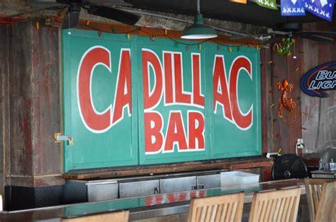 cadillac bar kemah pin by bay area houston eats on bay area houston