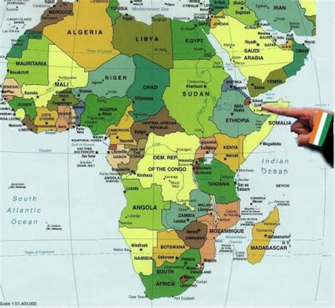 africa map indian the indian land grab in africa
