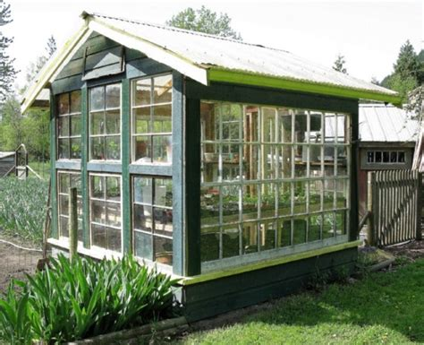 greenhouse windows 10 greenhouses made from old windows and doors home