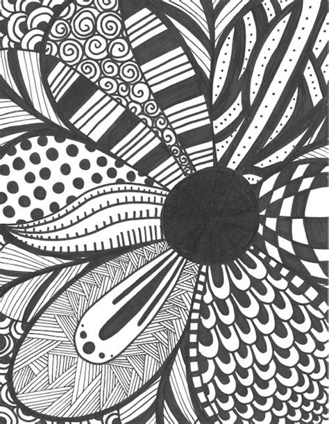 rectangle pattern drawing square zentangles design 187 zentangles zentangle quilt