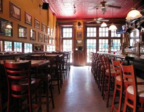 top bars in hoboken image zack s oak bar and restaurant