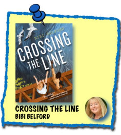 offside my crossing the line books crossing the line bibi belford