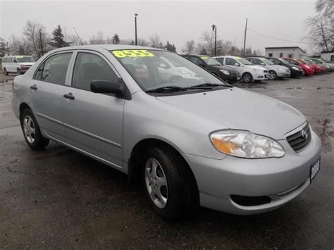 Used 2008 Toyota Corolla S For Sale 2008 Toyota Corolla Ce Stratford Ontario Used Car For Sale
