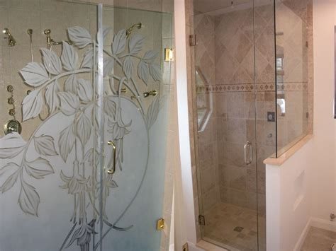 diy frosted glass door diy frosted glass shower doors