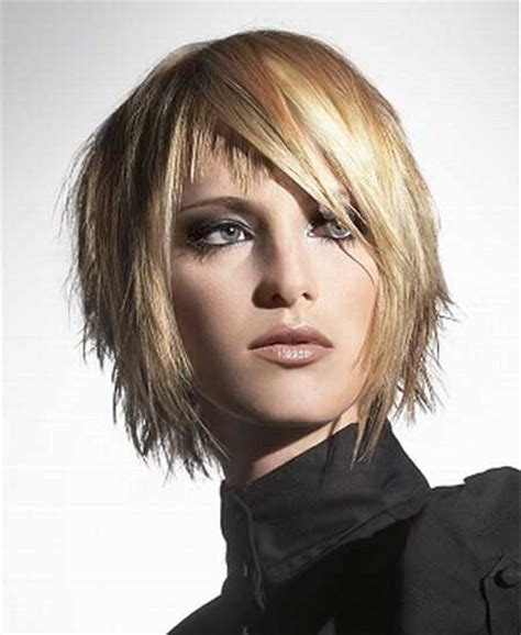trendy haircuts for thick hair 35 beautiful trendy short haircuts short hairstyles 2017