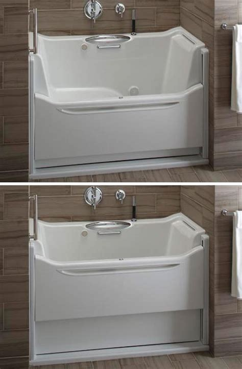 ada bathtubs kohler easy access tub not only accessible but also