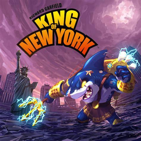 King Of New York Board Original Bnib king of new york powers up hit somebody