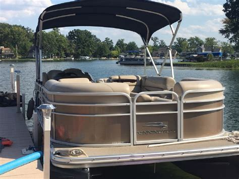 craigslist pontoon boats in michigan bennington new and used boats for sale in michigan